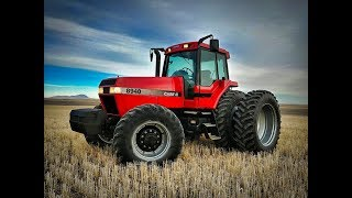 Case IH 8940 Magnum Restoration Time-Lapse - Welker Farms Inc