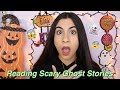 Reading Your Scary GHOST Stories (these really happened!) #SpookySundays | Just Sharon