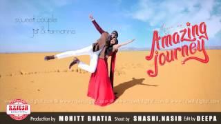 Kitna Tumhe chahana hai|Best pre wedding video | JAY AND TAMANNA | Destination wedding