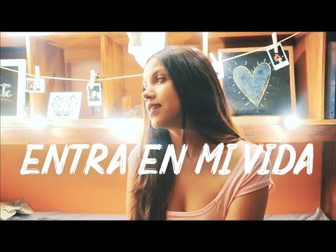 Entra en mi vida - Sin Bandera | Laura Naranjo cover
