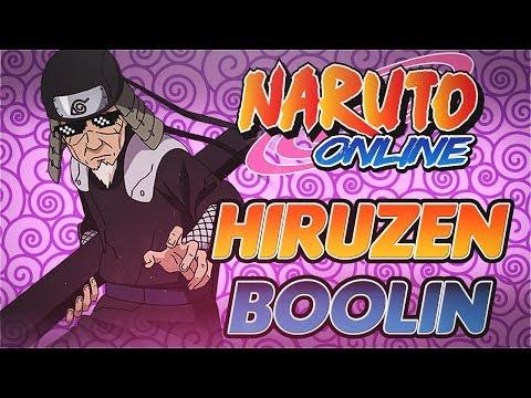 Naruto Online | Edo Hiruzen Boolin