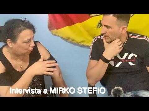 """Uniti per una Sicilia Indipendente - Intervista a Mirko Stefio di """"Generazione Basta Già"""""""