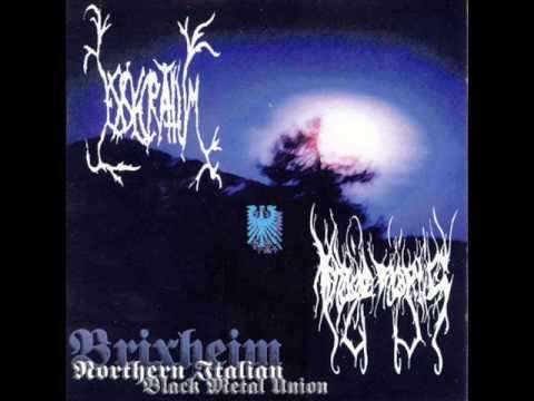 "EXSECRATUM - IMAGO MORTIS ""BrixHeim - Northern Italian Black Metal Union"""
