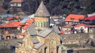 Грузия, Мцхета(Мцхета – древняя столица Грузии сегодня является одной из немногих исторических достопримечательностей..., 2014-06-13T22:27:37.000Z)