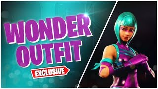 "HOW TO GET ""WONDER SKIN"" BUNDLE IN FORTNITE! HONOR EXCLUSIVE WONDER OUTFIT LEAKED! (NEW WONDER SKIN)"