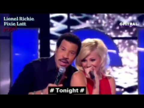 Lionel Richie ANGEL Pixie Lott