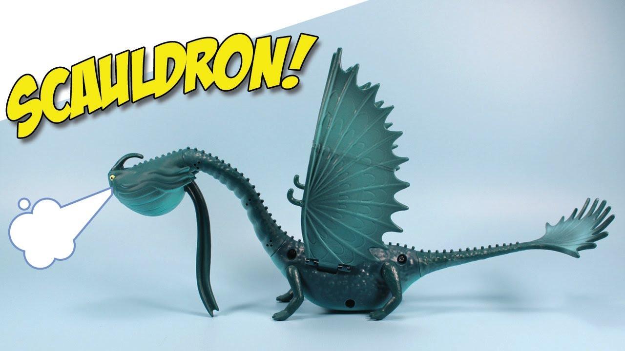 DreamWorks Dragons: Riders of Berk images Scauldron HD wallpaper ...