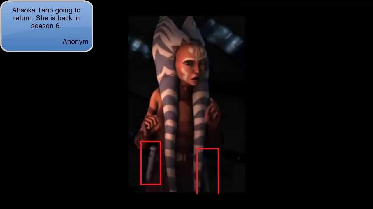 Star Wars The Clone Wars Season 6 Ahsoka Returns | www ...