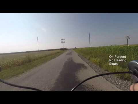 Route 66 Bike Trail Sangamon County Illinois Segment 5