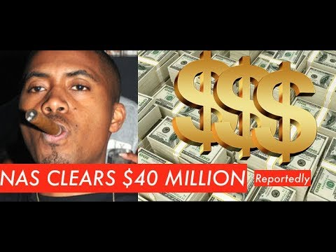 Nas RIcher Update: Nas Makes $40 Million After Amazon buys Ring for $1.2 Billion Reportedly