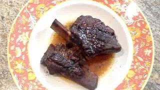 Slow Cooked Chinese Short Ribs Recipe