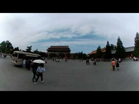 Beijing with LG 360 Cam-