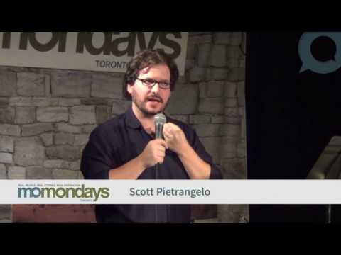 20170626 Momondays Toronto Scott Pietrangelo Keep Singing Youtube