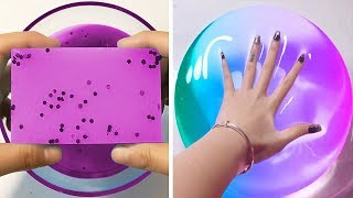 Satisfying & Relaxing Slime Videos #493