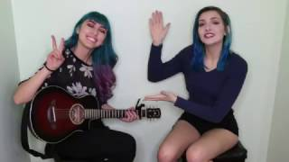 Where The Lines Overlap- Paramore One Take Cover Ft. Dianna Brooks  Ayalla Karina