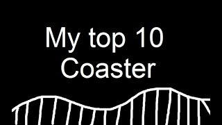 My Top 10 Coaster/ in TPT 2/ ROBLOX