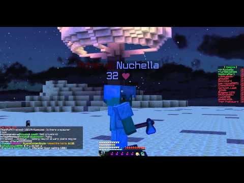 Cosmicpvp #10 Boss fights and a lost warp?