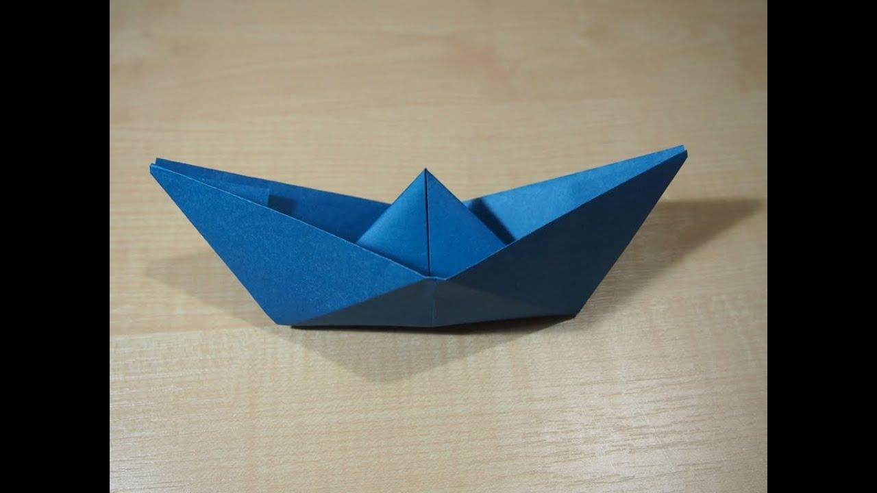 Origami Very Simple Dog (easy - single sheet) - YouTube | 720x1280
