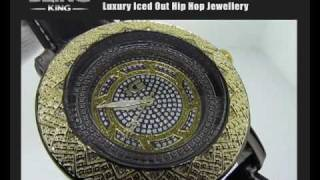The Bling King, Luxury Iced Out Hip Hop Jewellery at Stunning Prices