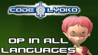 Code Lyoko - In all languages | En todos los idiomas HD