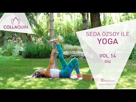 Seda Özsoy İle Yoga | Vol 14 | Diz