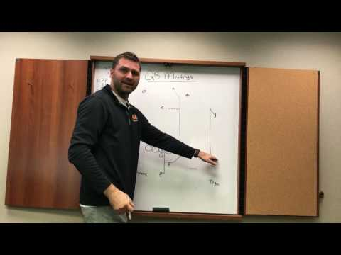 QB Meetings with Erik Ainge #3