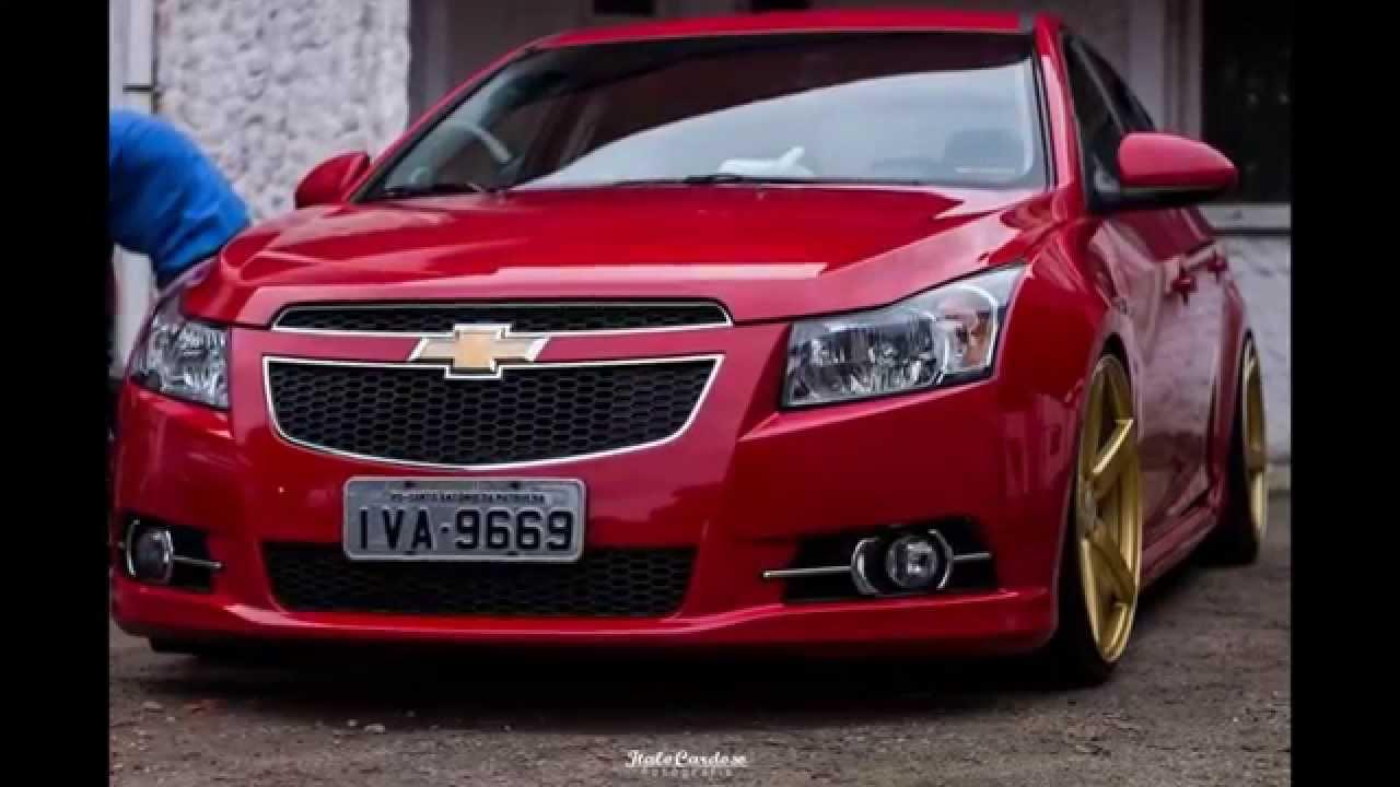 Chevrolet Cruze Rodas Vossen - Miniatura 1/18 - YouTube
