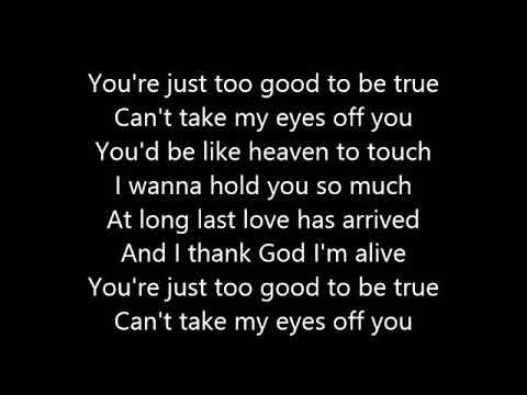 Lirik Lagu I Love You Baby