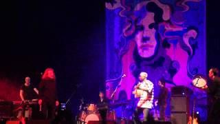 2012-10-23 4 - Robert Plant presents Sensational Space Shifters - Four Sticks - São Paulo