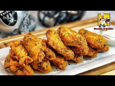 Lemon Pepper Chicken Wings | Appetizers