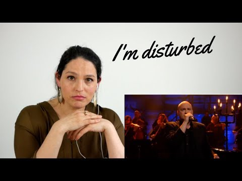 Voice Teacher Reacts To Disturbed: The Sound Of Silence