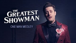 The Greatest Showman - One Man Medley - Nick Pitera