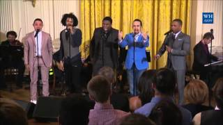 HAMILTON cast - My Shot at the White House #BAM4HAM
