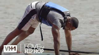 Stevie J & Safaree Attempt Floating Yoga 😂  | Leave It To Stevie