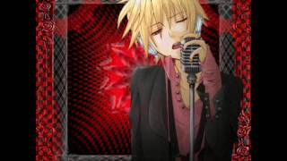 Nightcore - secret love song (male version)