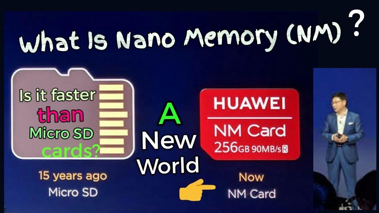 Huawei Nano Memory Card to replace the microSD || price || #01 technology  gyan