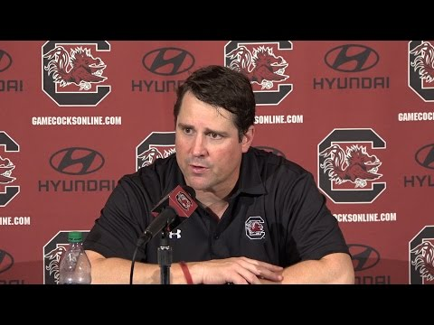 POST-GAME: Will Muschamp on ECU — 9/17/16