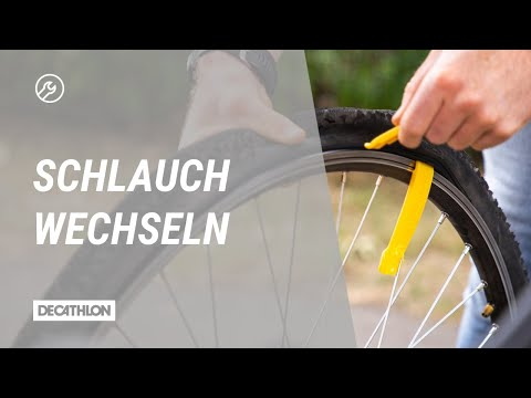 Wie Wechselt Man Einen Fahrradschlauch In Wenigen Minuten