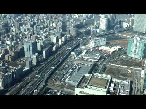 Yokohama  land mark Tower timelapse 22Second.ver