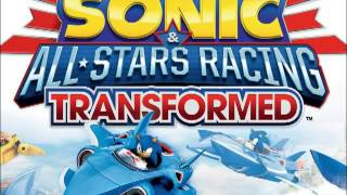 Sonic & All Stars Racing Transformed - All Soundtrack (FULL)