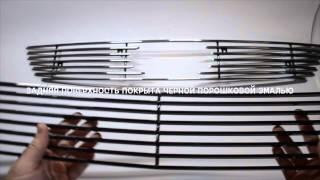 видео Купить накладку на передний бампер Форд Фокус 2