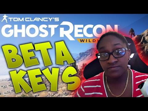 Tom Clancy's Ghost Recon: Wildlands/PS4 Beta Keys Problem