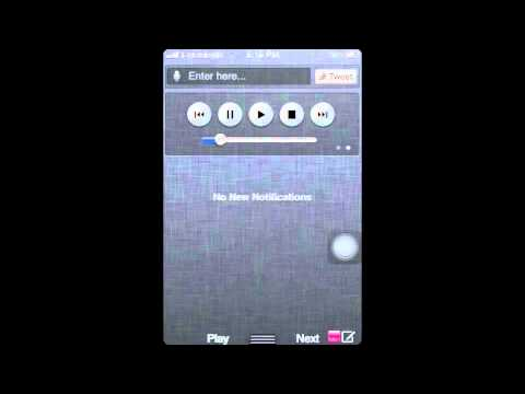 Top 5 Music widgets for Notification Center of 2012