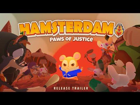 Скриншот №1 к Hamsterdam