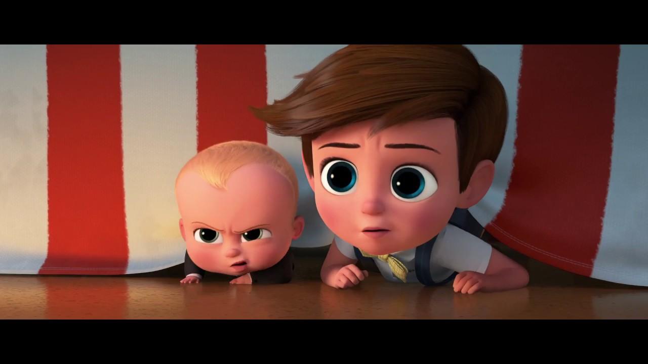 El Bebe Jefazo Trailer 2 Espanol Hd Youtube