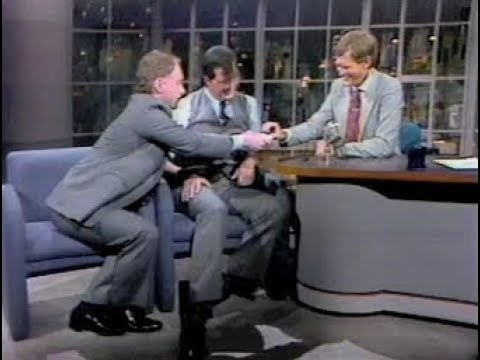 Download Penn & Teller's First Appearance on Letterman, June 26, 1985