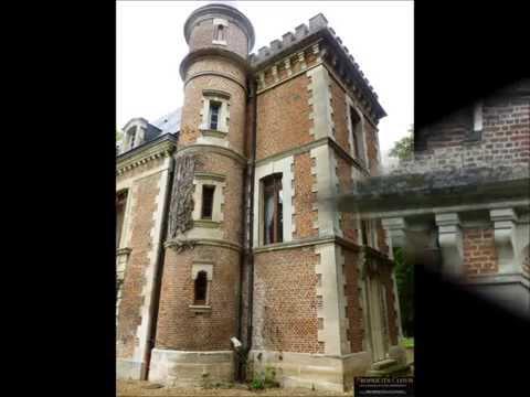 chateau a vendre saint quentin