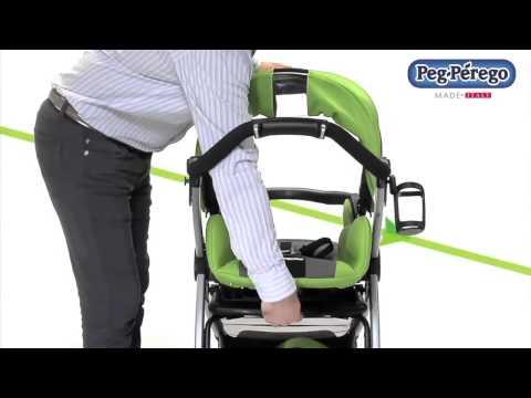 Детская прогулочная коляска Peg Perego Book Plus