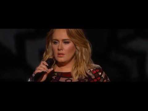 AdeleHello Live at 2017 Grammy Awards HQ Lyrics