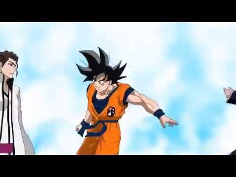 Aizen Vs. Naruto, Goku e Luffy